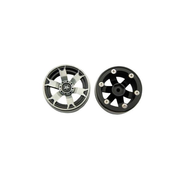 48.2mm CNC Felgen Aluminium