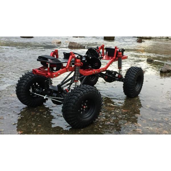AMXrock Crawler Steel Spring K Killerbody wheelbase 313MM