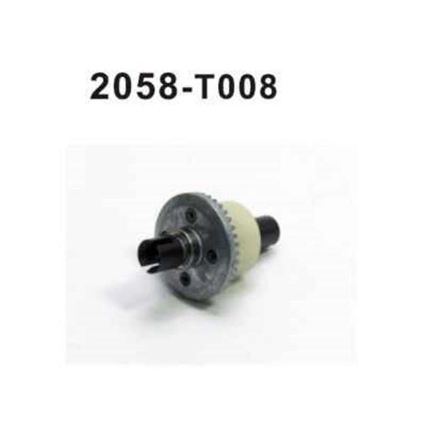 2058-T008 Brutal Pro Differential komplett