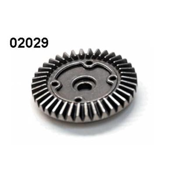 02029 Differential Tellerzahnrad Stahl