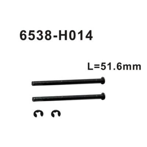 6538-H014 Achse Querlenker vorne/hinten innen