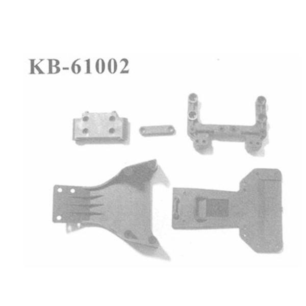 KB-61002 Diverse Kunststoffteile