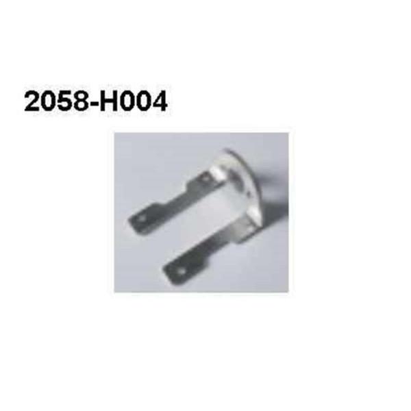 2058-H004 Alu Brutal Pro Motorhalterung