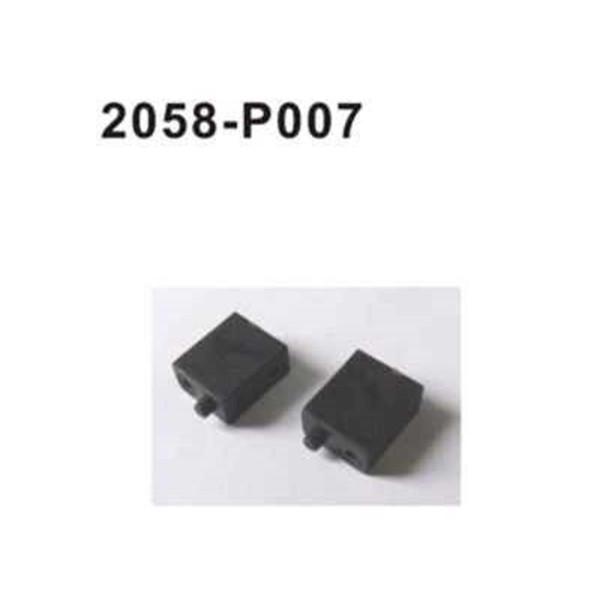2058-P007 Brutal Pro Servohalterung