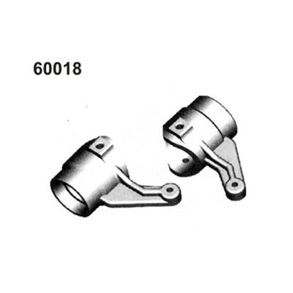 60018 Lenkhebel 1/8 Planet Buggy & Monstertruck Amewi 2 Stück