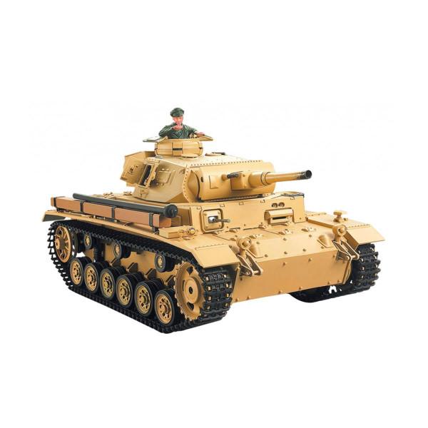 Tauchpanzer III R&S/2.4GHZ/ AMEWI QC Control Edition