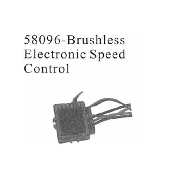 58096 Brushless ESC