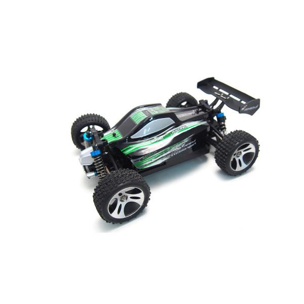 Amewi BX18 Green, RC Buggy 1:18 4WD RTR 22269 grün