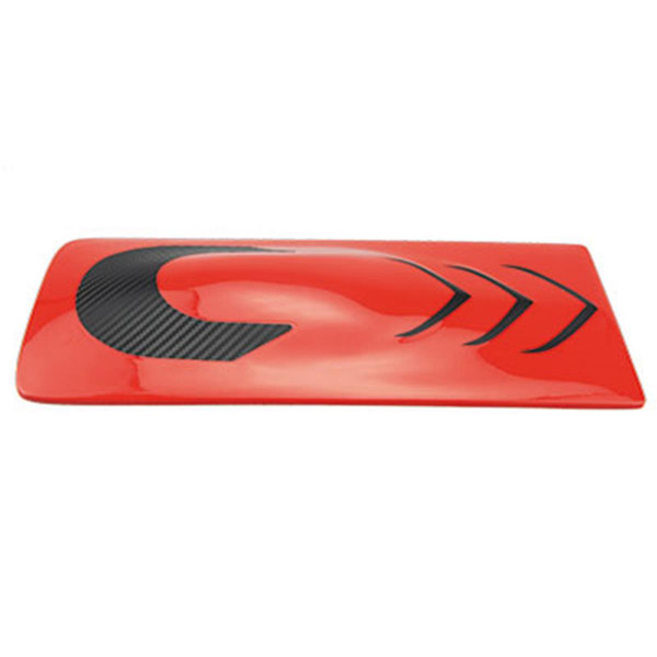 rocket hull cover red Rocket Rumpfdeckel rot