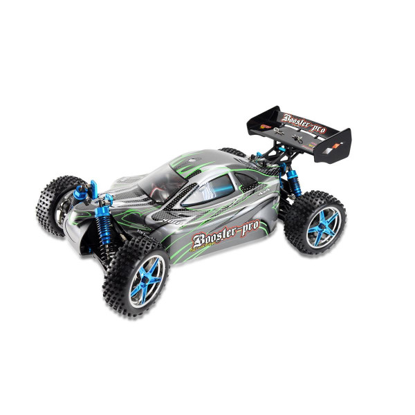 RC Buggy Booster Pro Brushless 4WD, 1:10, RTR, 60km/h +