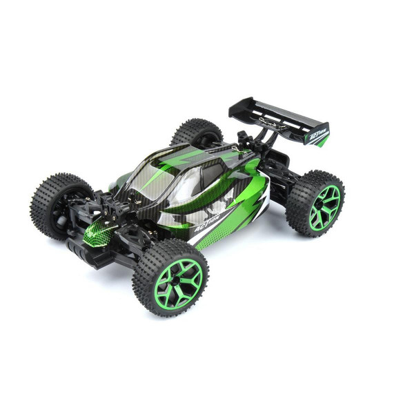 "RC Buggy Storm D5 ""green"" 1:18 4WD RTR 22213"