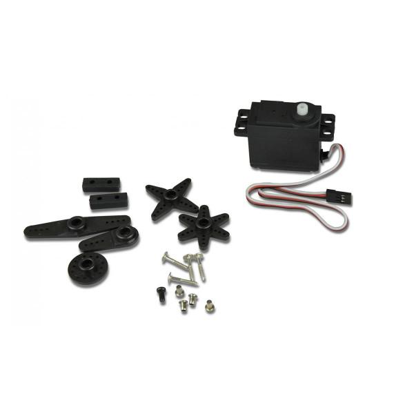 AMX Racing 4503HB Analog Servo, Standard