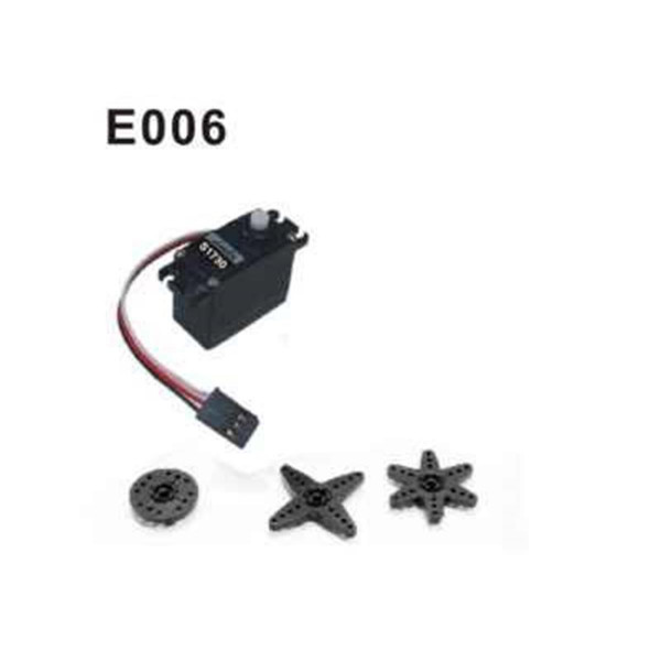 Standard Servo 3kg Kunststopofgetriebe