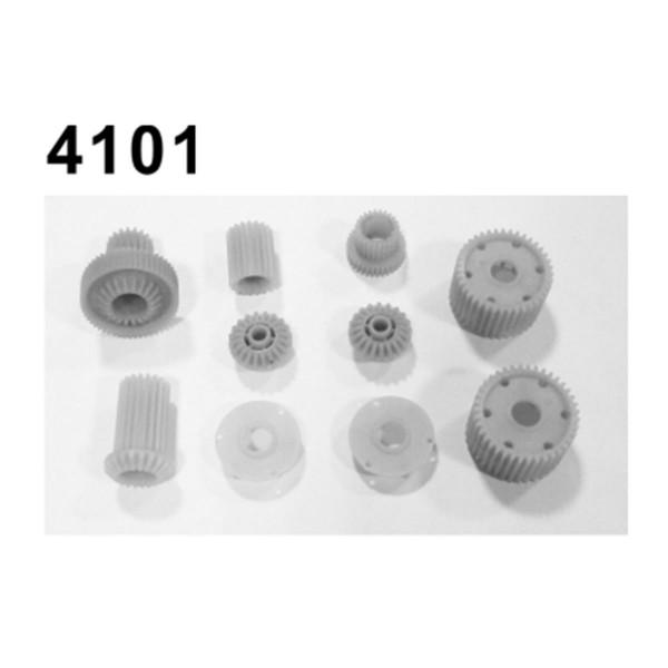 002-4101 Getriebe Komplett