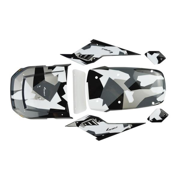 Karosserie Hammerhead / V2 Camouflage