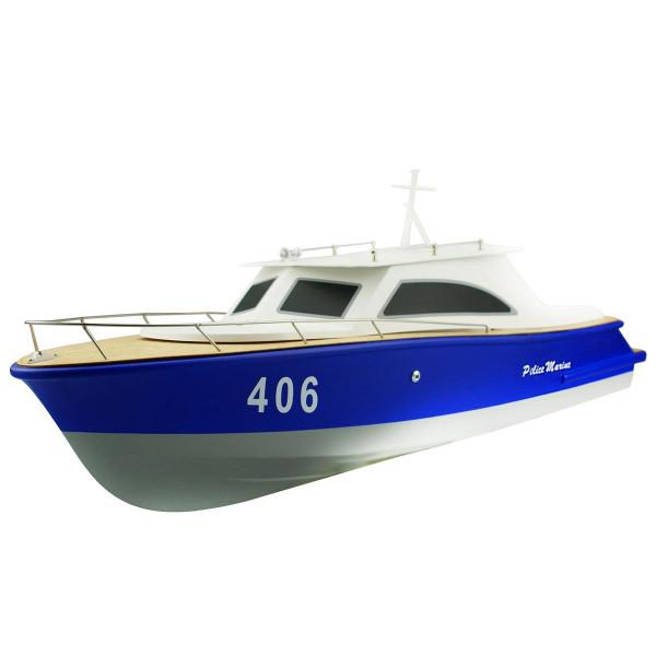 Patrouillenboot Polizei/Marine 406 Brushless, 750mm, RTR