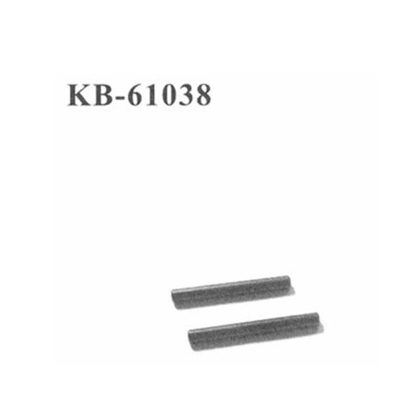 KB-61038 Hinge Pins Querlenker hinten außen