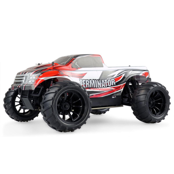 Terminator 4WD brushed 1:10