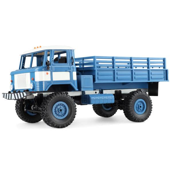 GAZ-66 LKW 4WD 1:16 Bausatz blau-weiß
