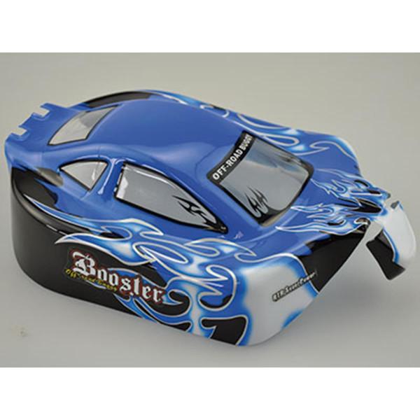 10070-2 Karosserie Buggy Booster Blau 1:10