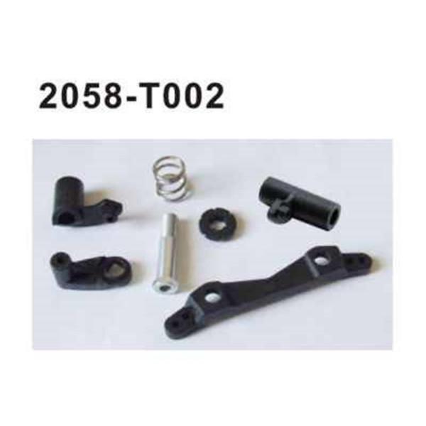 2058-T002 Brutal Pro Servosaver links rechts kompl.