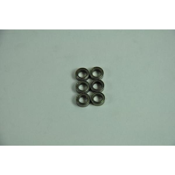 H028 Kugellager 6x10x3 mm 6 Stück