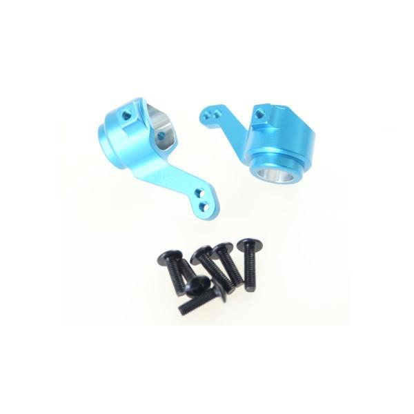 102211 Lenkhebel Aluminium blau