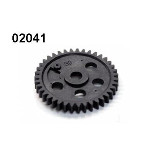 02041 Hauptzahnrad 39 Zähne