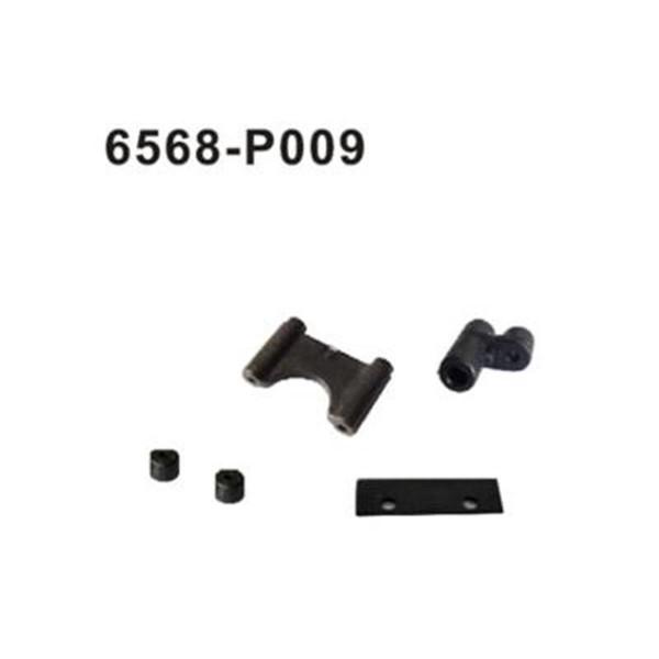 6568-P009 Halterung Versteifungsplatte h