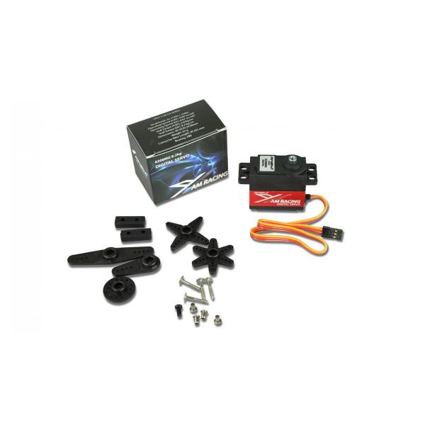 AMX Racing 6208MG Digital Servo, Standard