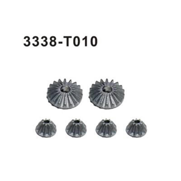 002-3338-T010 Differential Zahnrad Set