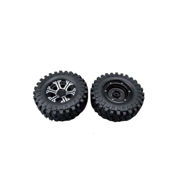 48.2mm CNC Kompletträder 2 Stück