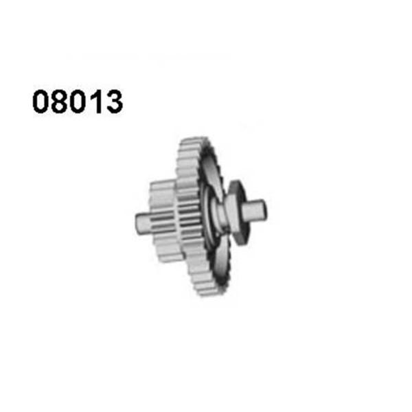 08013 Getriebe komplett