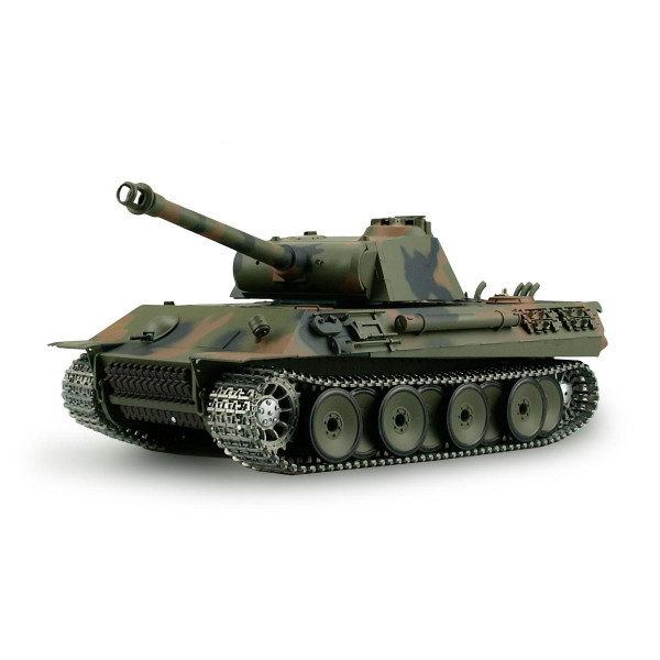 Panzer Panther R&S /2.4GHZ Metallketten/Metallgetriebe/QC