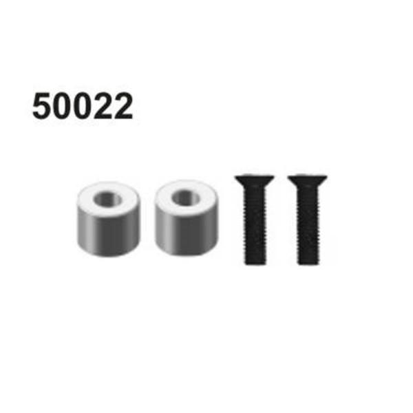 50022 Abstandshülsen Motor 2 Stück